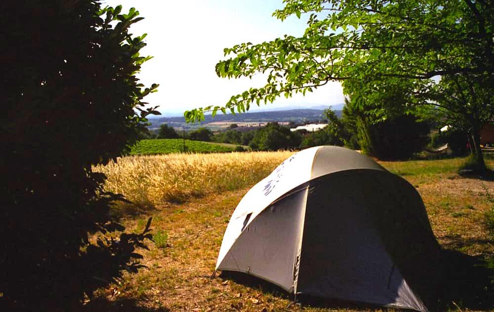 emplacement camping 6 à 8 personnes près de nimes