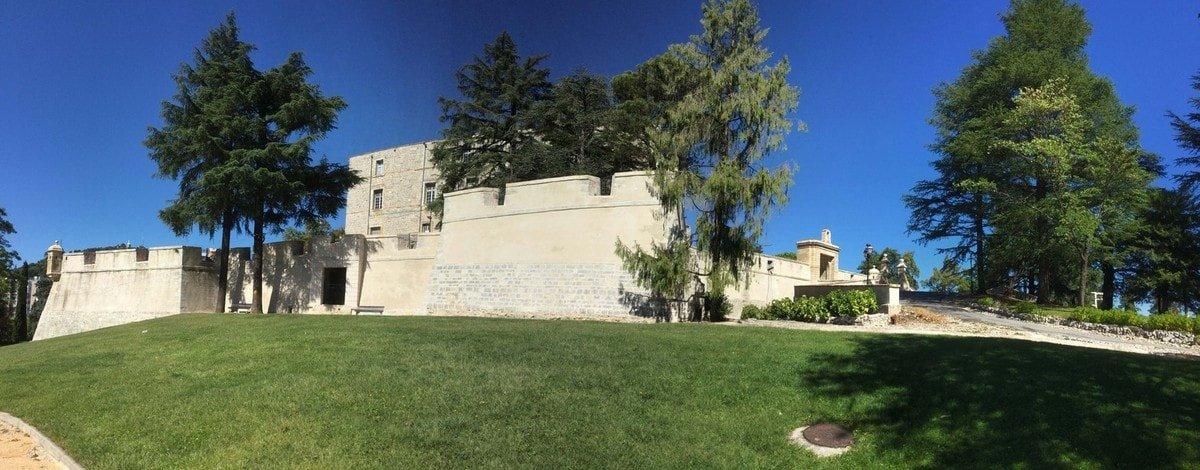 le fort vauban à Alès
