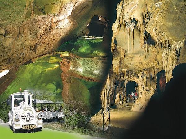 grotte de la cocoalière cevennes
