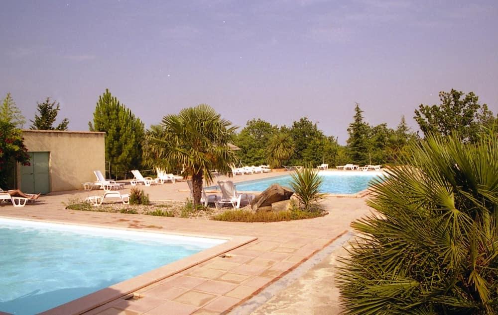 camping ales piscine